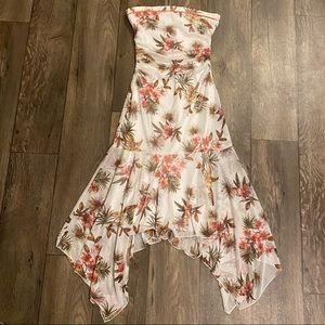 Beautiful Summer Hi Lo Dress